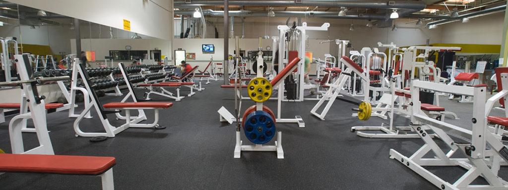 Fitness Center Strength Certification