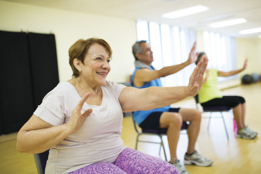 Fitness for Parkinson's